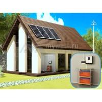 """Комплект солнечных батарей """"Комбинированный - 1200"""""""