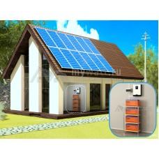 """Комплект солнечных батарей """"Комбинированный - 3000"""""""