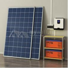 """Комплект солнечных батарей """"Комбинированный - 500"""""""