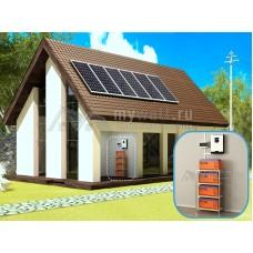 """Комплект солнечных батарей """"Комбинированный - 1680"""""""