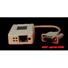 Внешний адаптер с ЖК-дисплеем ELTENA DY-532
