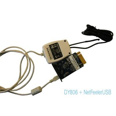 Встраиваемый мини-адаптер ELTENA DY-806