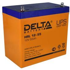 AGM аккумулятор DELTA HRL12-55