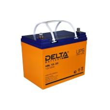 AGM аккумулятор DELTA HRL12-33