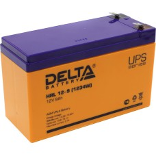 AGM аккумулятор DELTA HRL12-9