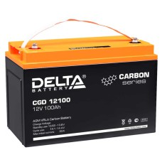 Карбоновый аккумулятор Delta CGD 12100