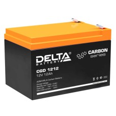 Карбоновый аккумулятор Delta CGD 1212