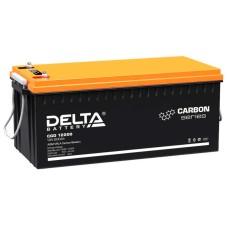 Карбоновый аккумулятор Delta CGD 12200