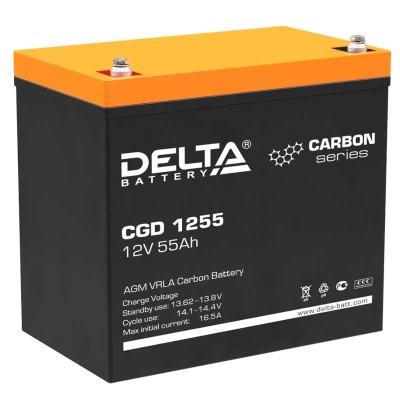 Карбоновые аккумуляторы Delta CGD 1255