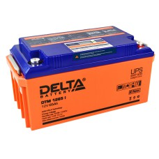 AGM аккумулятор DELTA DTM 1265 i