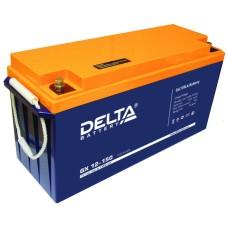 Гелевый аккумулятор DELTA GX 12-150