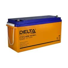 AGM аккумулятор DELTA DTM 12150 L