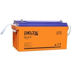 AGM аккумулятор DELTA HRL12-80