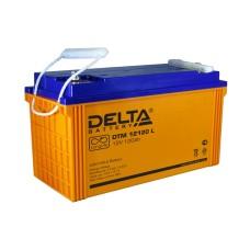 AGM аккумулятор DELTA DTM 12120 L