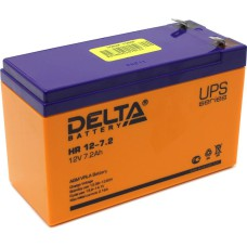 AGM аккумулятор DELTA HRL12-7,2