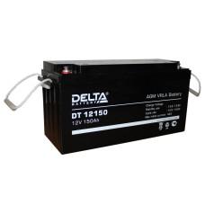 AGM аккумулятор Delta DT 12150