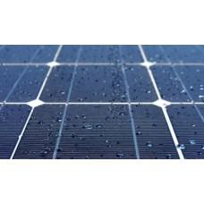 Может ли град побить солнечные батареи