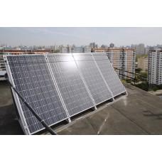 Можно ли в России устанавливать солнечные батареи на крышу многоэтажного дома?