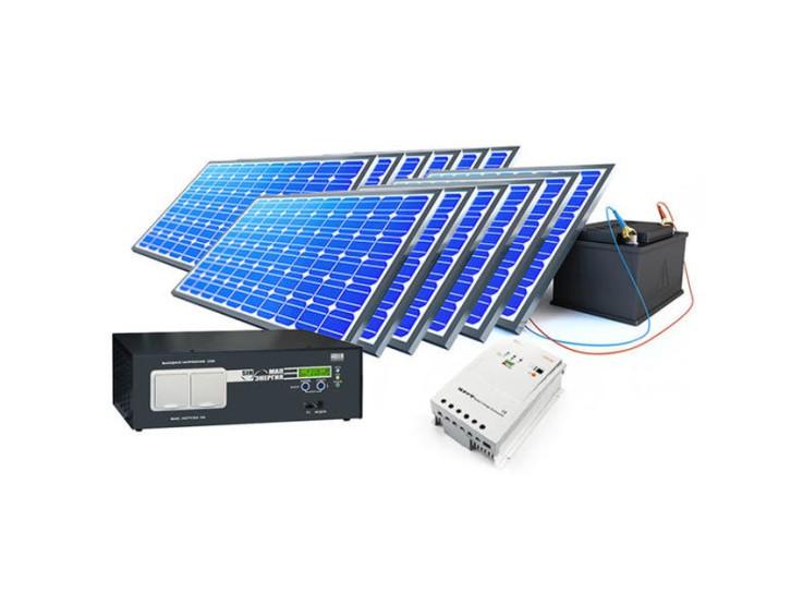 Почему лучше выбирать комплекты солнечных электростанций?