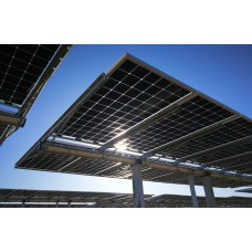 Чем интересны двухсторонние солнечные батареи для домашних и промышленных СЭС