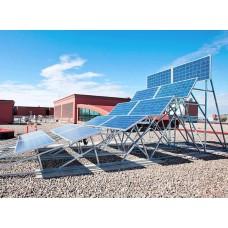 Какой в России идеальный угол наклона солнечной батареи ?