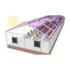 Солнечные батареи для теплицы: будущее уже рядом
