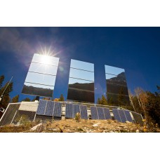 Сможет ли зеркало повысить эффективность солнечной батареи ?