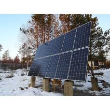 Где в России наиболее выгодно ставить солнечные электростанции?