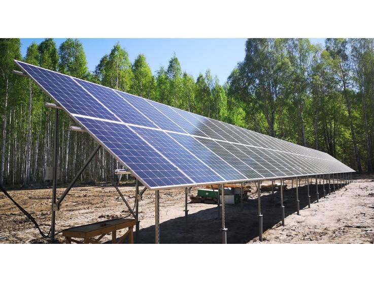 Проектирование солнечных электростанций в России