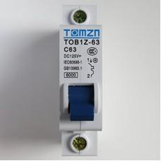 Автомат защиты постоянного тока TOMZN TOB1Z-10